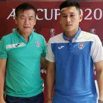 Cầu thủ Quảng Ninh tìm nguồn cảm hứng từ tuyển Việt Nam