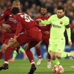 Matip: 'Xét nghiệm doping với Messi như đi uống cà phê'
