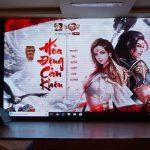 Game thủ Tân Thiên Long Mobile VNG đến đông như xem hội tại buổi offline Hồ Chí Minh