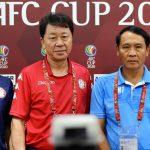HLV TP HCM phấn khích vì lần đầu dự AFC Cup