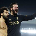 Alisson: 'Liverpool như cá mập ngửi thấy mùi máu'