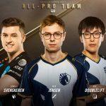 4/5 thành viên Team Liquid góp mặt trong đội hình xuất sắc nhất của LCS