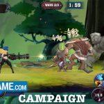 Alliance of Heroes - ARPG cuộn cảnh độc lạ, có cả chế độ MOBA