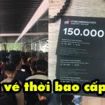 Game thủ bức xúc về cách bán vé trận chung kết VCS Mùa Hè 2019 của NPH VETV