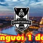 Riot Games cho phép 1 đội tuyển được mang 7 thành viên đến với CKTG 2019