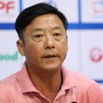 HLV Huỳnh Đức: 'Trọng tài thổi bất lợi cho Đà Nẵng'