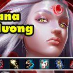 Lối chơi Diana Lư Hương Sôi Sục đang cực kỳ bá đạo