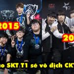 """LMHT: Kỳ lạ khi SKT tham gia CKTG 2019 lại y chang """"kịch bản"""" của năm 2015"""