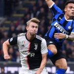 Trận Juventus - Inter đá trong sân không khán giả