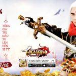 Xemgame tặng 300 giftcode game Thiên Kiếm Mobile nhân dịp chính thức ra mắt