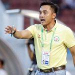 HLV Nguyễn Đức Thắng: 'V-League quá phụ thuộc ngoại binh'