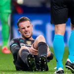 Liverpool vắng Henderson trong ba tuần