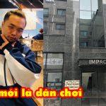 Impact mua hẳn 1 tòa cao ốc ở Hàn Quốc và gắn tên của mình vào