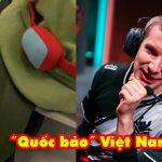 """Jankos mua """"mũ cối"""" Việt Nam làm quà tặng đồng đội"""