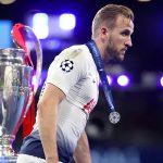 Kane tính đường rời Tottenham
