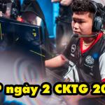 Artifact được báo chí nước ngoài vinh danh, chọn là MVP của ngày thi đấu thứ 2 CKTG 2019