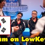 Cộng đồng LMHT Hàn Quốc dành sự tôn trọng cho đội tuyển Lowkey Esports của Việt Nam