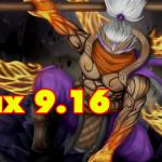 Riot Games chia sẻ một vài buff/nerf trong bản cập nhật 9.16 sắp tới