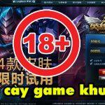 LMHT Trung Quốc sẽ cấm game thủ dưới 18 tuổi không được chơi game qua 22h và chỉ được chơi 90 phút mỗi ngày