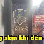 Riot Games ra mắt hệ thống net LOL Cafe cho phép bạn full tướng và được tặng skin khi chơi