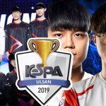 Liên Minh Huyền Thoại: Chi tiết lịch thi đấu KeSPA Cup 2019