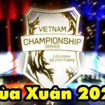 Lịch thi đấu chính thức của VCS Mùa Xuân 2020