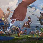 MINImax Tinyverse - game chiến thuật cho phép bạn đóng vai chúa trời sắp tiến quân mobile