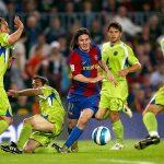Messi và bản sao kiệt tác của Maradona