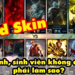 LMHT: Tranh cãi nảy lửa việc Riot cấm Mod skin toàn thế giới