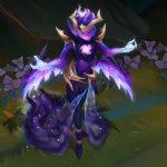 Trang phục Morgana Hắc Tinh đúng chất bản ngã của vị tướng Thiên Thần Sa Ngã