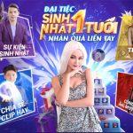 Rất nhiều sao Việt gửi lời chúc mừng sinh nhật đến MU Awaken VNG