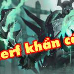 Riot nerf khẩn cấp Mordekaiser ngay trên server thực 9.12 vì quá bá đạo