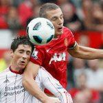 Ferdinand: 'Torres là khắc tinh của Vidic'