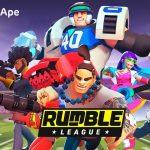 Rumble League - MOBA 5v5 đầy màu sắc chuẩn bị ra mắt