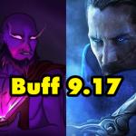 Liên Minh Huyền Thoại: Riot Games hé lộ buff/nerf phiên bản 9.17