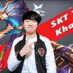Liên Minh Huyền Thoại: Khan đánh giá về 5 đường trên huyền thoại của SKT T1