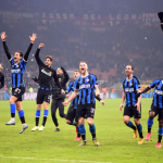Inter chiếm đỉnh bảng Serie A
