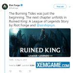 Truyền thuyết về Vua Vô Danh sẽ được khai thác thông qua tựa game mới của Riot Forge