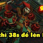 Shaco được buff mạnh, nhảy cóc đến level 3 để gank bot level 1