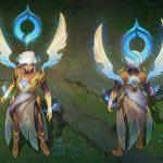 LMHT: Karma có trang phục Thần Khí