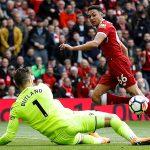 Hậu vệ Liverpool được ví như Cafu