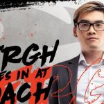 Sergh chính thức trở thành huấn luyện viên của Team Flash