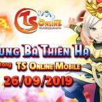 TS Online chính thức ra mắt – viết lại lịch sử Tam Quốc cùng Ba Đậu Yêu ngay hôm nay.