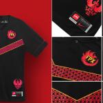 Liên Minh Huyền Thoại: Nike công bố áo đấu tuyệt đẹp dành cho khu vực LPL