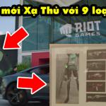 Riot Games vô tình để lộ thông tin vị tướng Xạ Thủ mới với 9 loại súng khác nhau