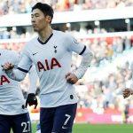 Son Heung-min cứu Tottenham