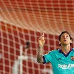 Messi lại lập kỷ lục tại La Liga