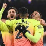 Gabriel Jesus giúp Man City hạ Leicester
