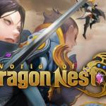 World of Dragon Nest thử nghiệm kín chỉ cho 30 nghìn game thủ tham gia