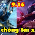TOP 5 vị tướng Đường Giữa mạnh mẽ nhất phiên bản 9.16
